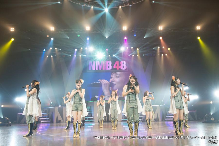 【NMB48】新チームB�U応援スレ☆22.1【逆上がり】©2ch.netYouTube動画>60本 ->画像>1744枚