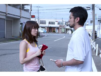 木口亜矢さんのポートレート