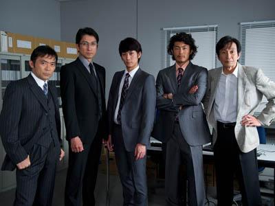 特捜最前線2012    ファミリー劇...