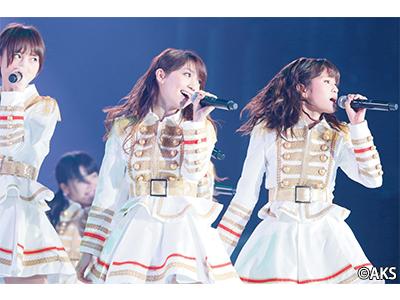 AKB48 in Tokyo Dome ~1830mの夢~ 2ND DAY 08.25.2012 || ファミリー劇場